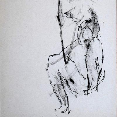 Tinta líneas y figuras
