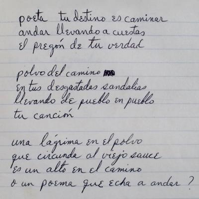 Compositor / Poeta