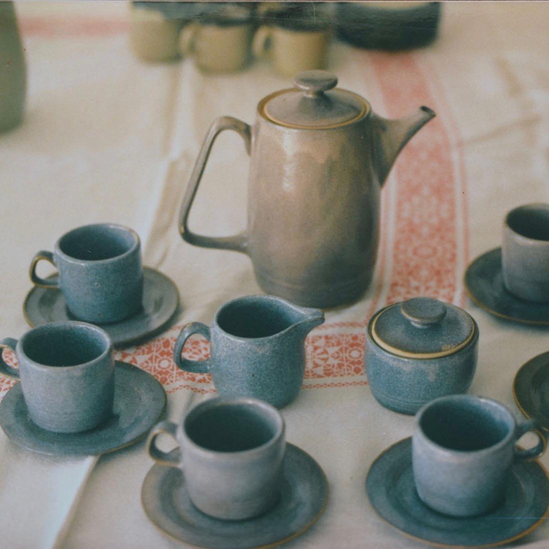 Cerámica / juegos de café y vajilla